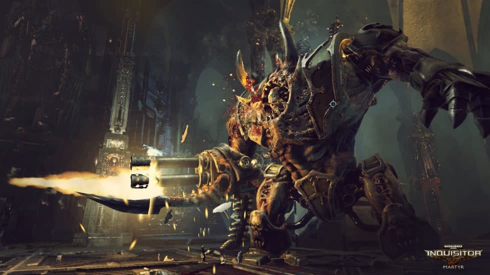 Warhammer 40 000: Inquisitor – Martyr i early access i detta nu