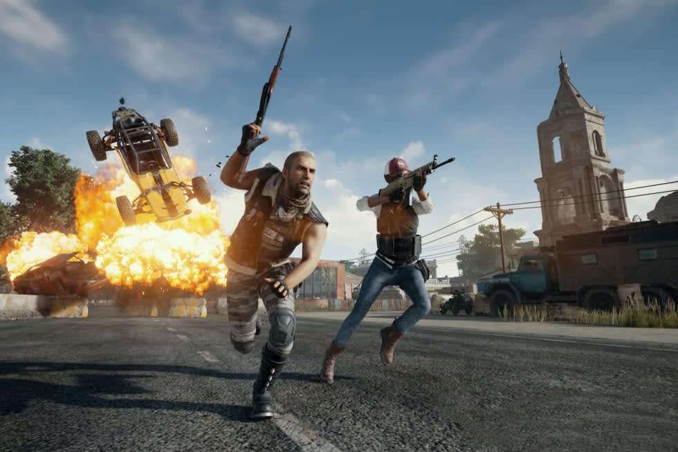 PlayerUnknown's Battlegrounds är officiellt störst någonsin