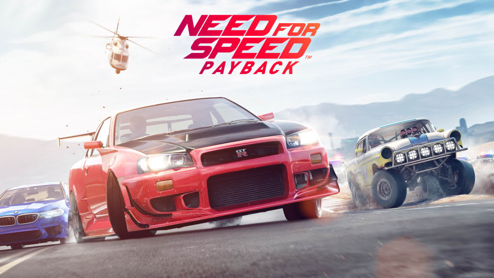 Electronic Arts har justerat progressionen i Need for Speed Payback