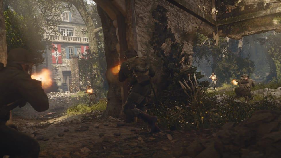 Multiplayerdelen av Call of Duty: WWII är gratis att spela i helgen