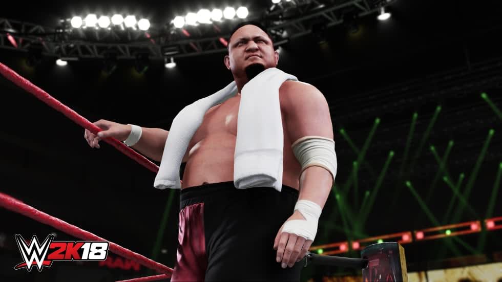 Här är lanseringstrailern för WWE 2K18