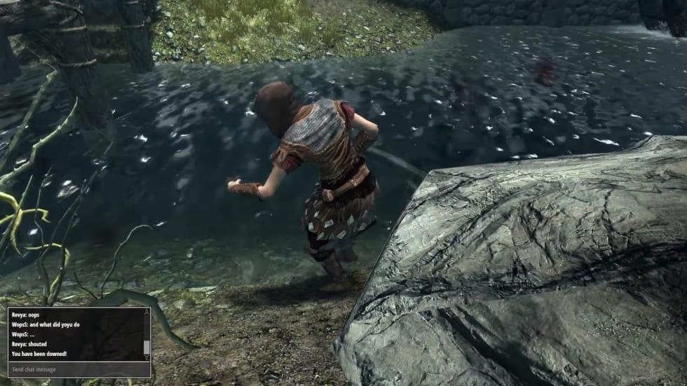 Spela co-op i The Elder Scrolls V: Skyrim!