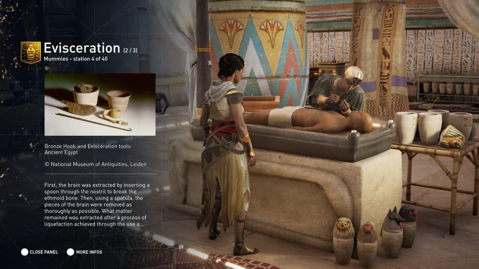 Discovery Tour för Assassins's Creed Origins och Odyssey ges bort gratis