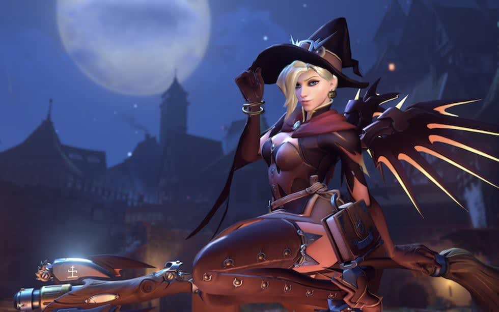 Halloween-firandet i Overwatch inleds imorgon