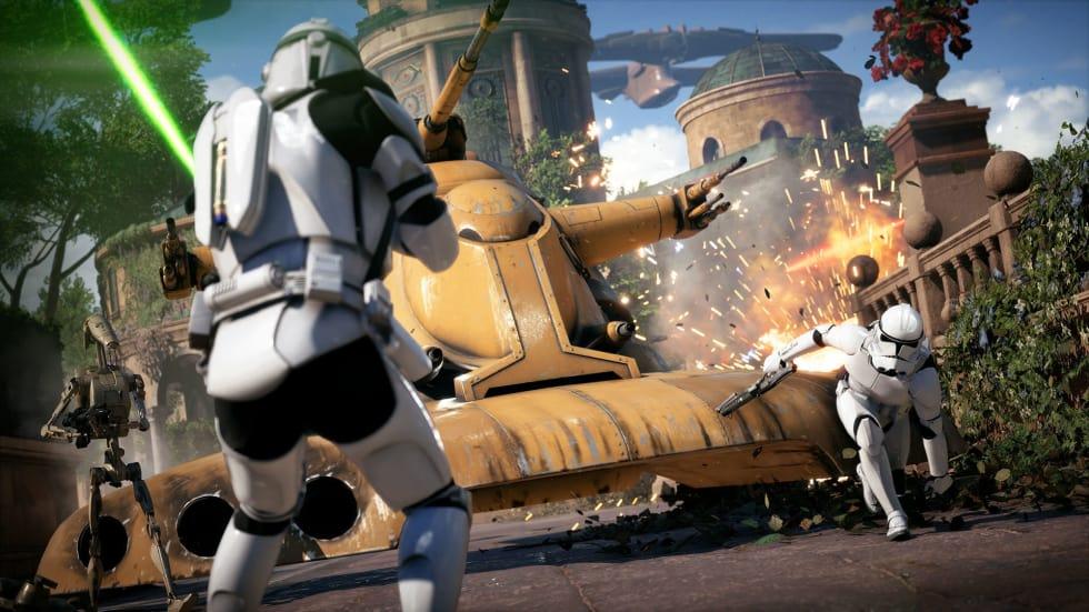 Över 19 miljoner spelare plockade på sig Star Wars Battlefront 2