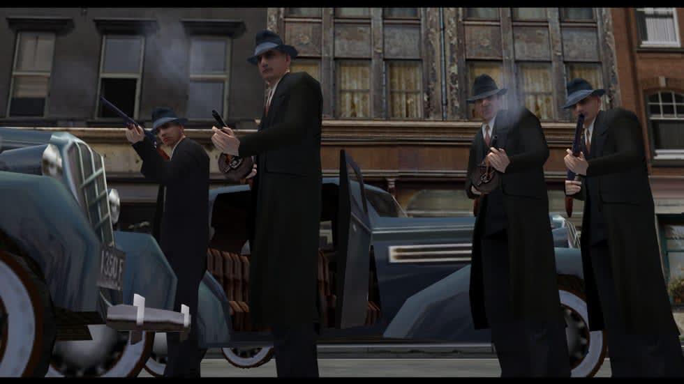 Nu har Mafia återvänt till Steam också
