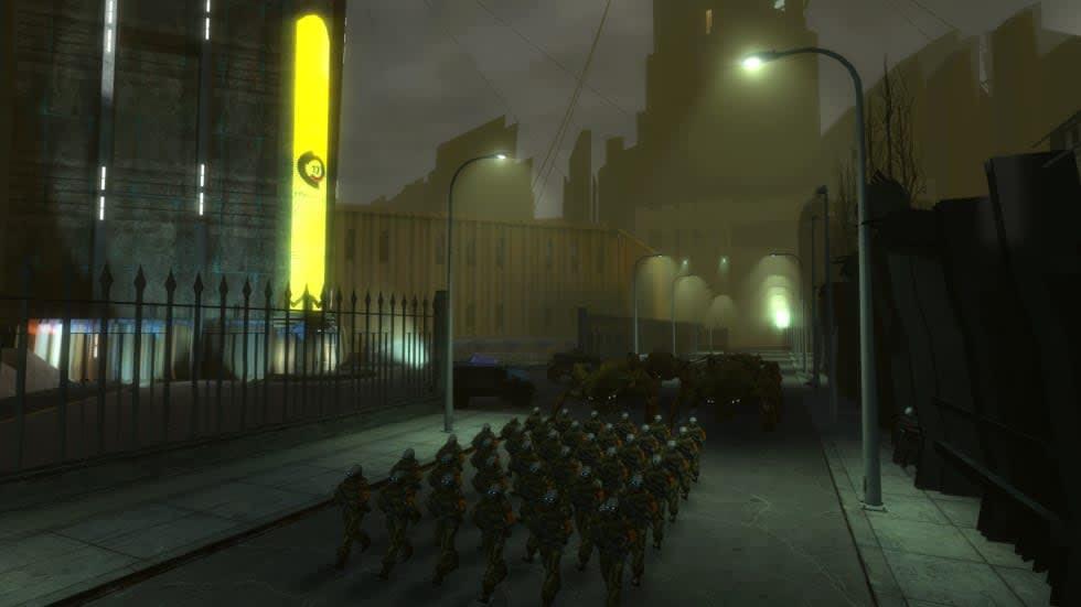 Dark Interval är Half-Life 2-modden du inte visste att du behövde