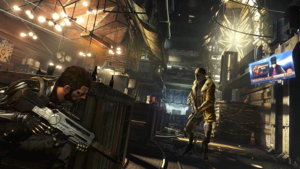 Deus Ex: Mankind Divided är gratis att spela tills torsdag