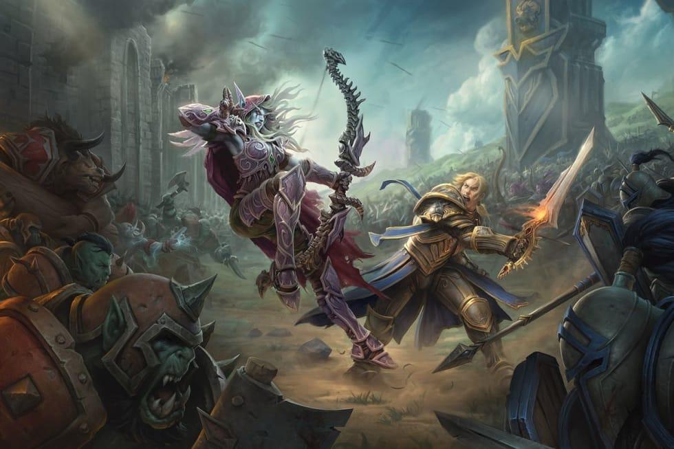 World of Warcraft beger sig till havs med Battle for Azeroth