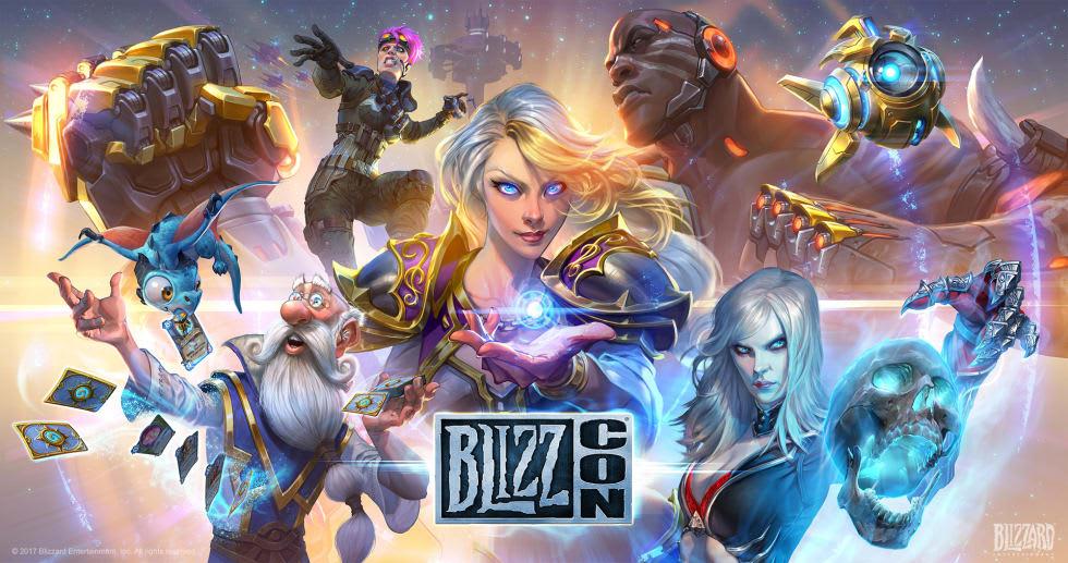 """Blizzard säger att det är """"för tidigt"""" att avgöra om Blizzcon blir av eller inte"""