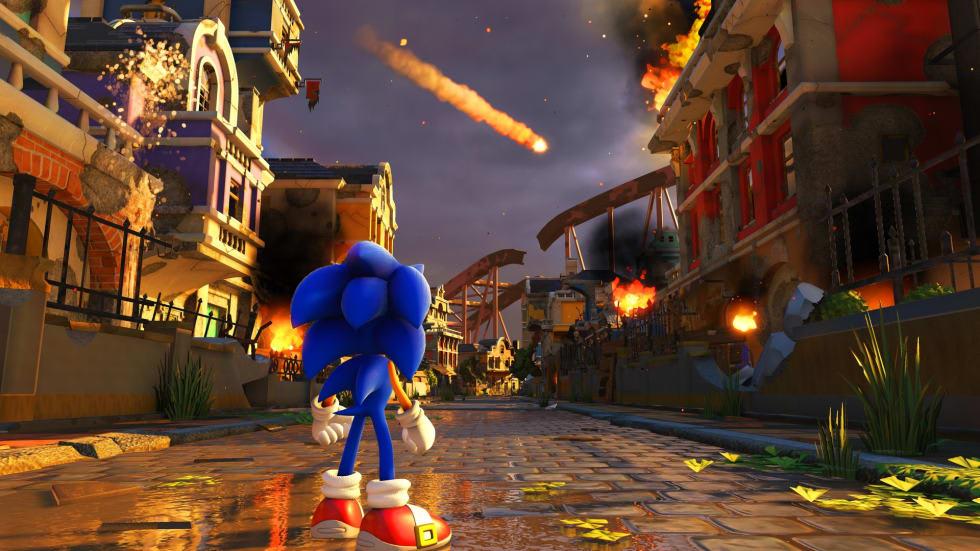 Här är lanseringstrailern för Sonic Forces