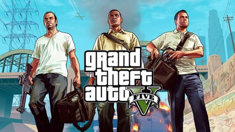 Grand Theft Auto 5 är det största spelet någonsin i USA