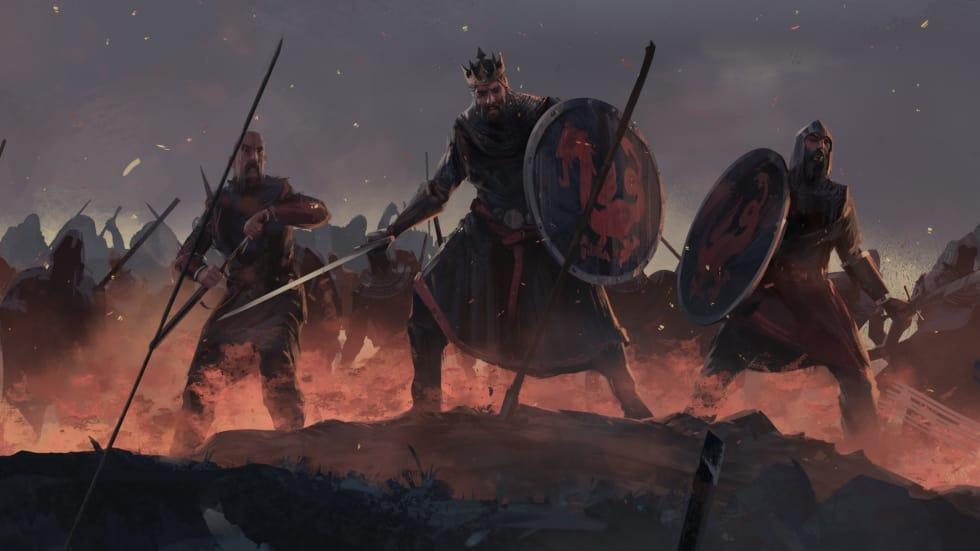 Creative Assembly avslöjar Total War Saga: Thrones of Britannia