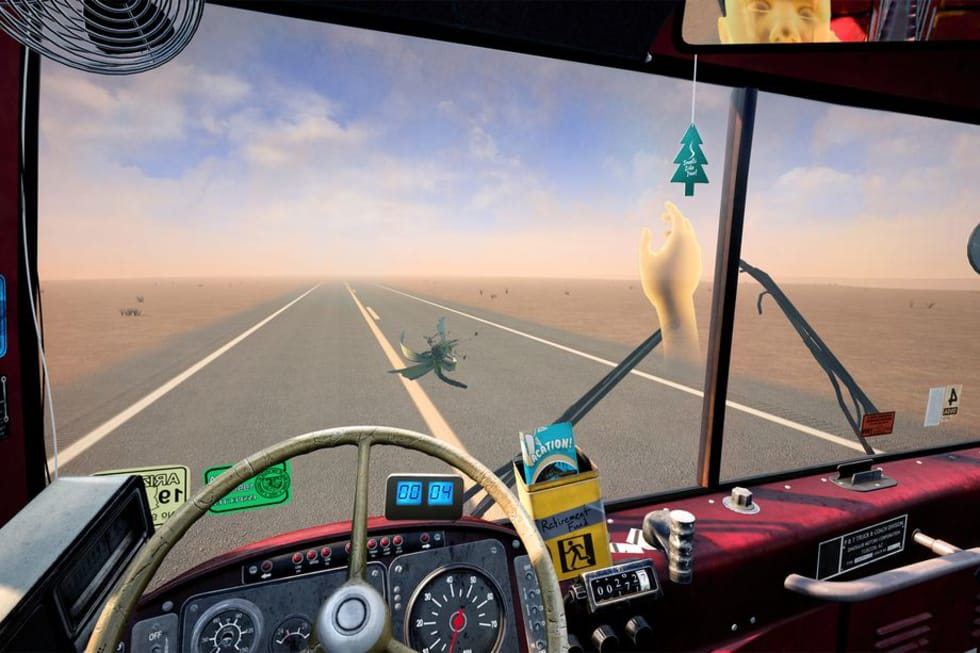 Desert Bus får äntligen en VR-version