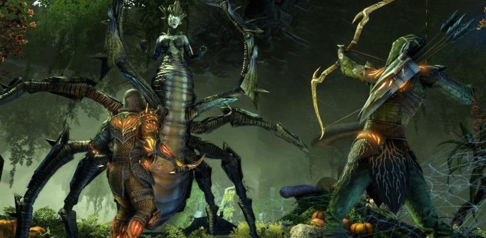 The Elder Scrolls Online och Greymoor-prologen får gratisperiod