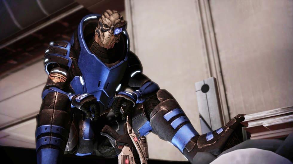 Mass Effect 2 och Mass Effect 3 har pyntats upp inför julen