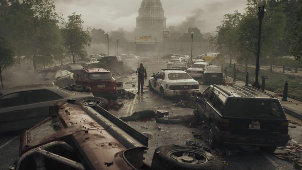 Overkill's The Walking Dead är en co-op-skjutare för fyra spelare