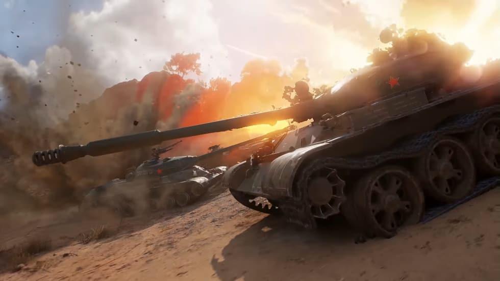 World of Tanks kommer till Steam i år