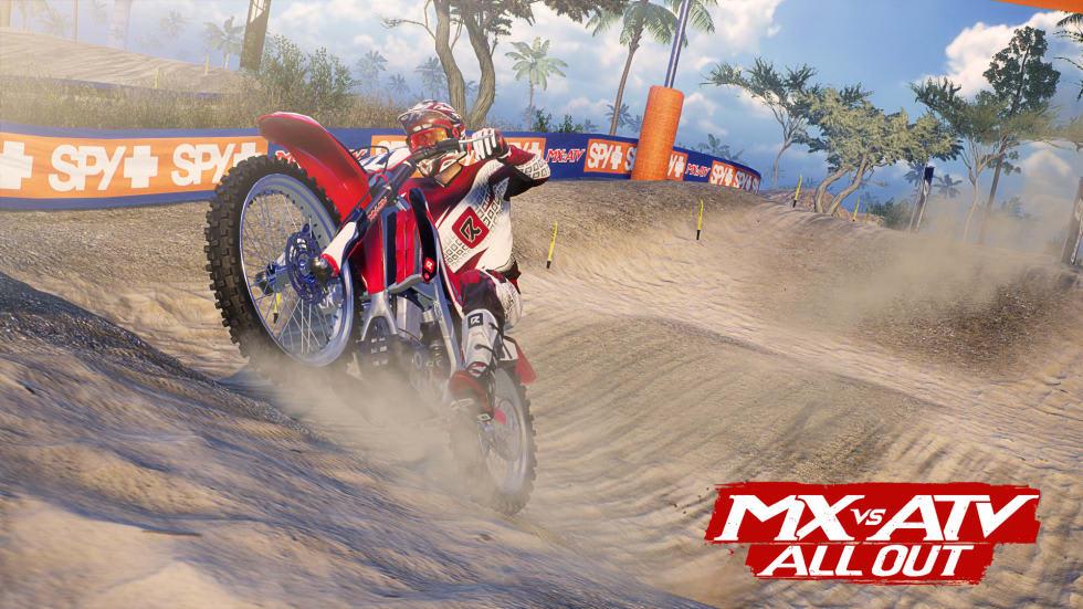 Trailer och datum för MX vs ATV All Out