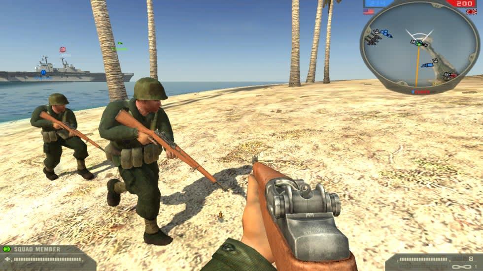 Nu kan du äntligen spela Battlefield 1943 på pc:n! Typ!