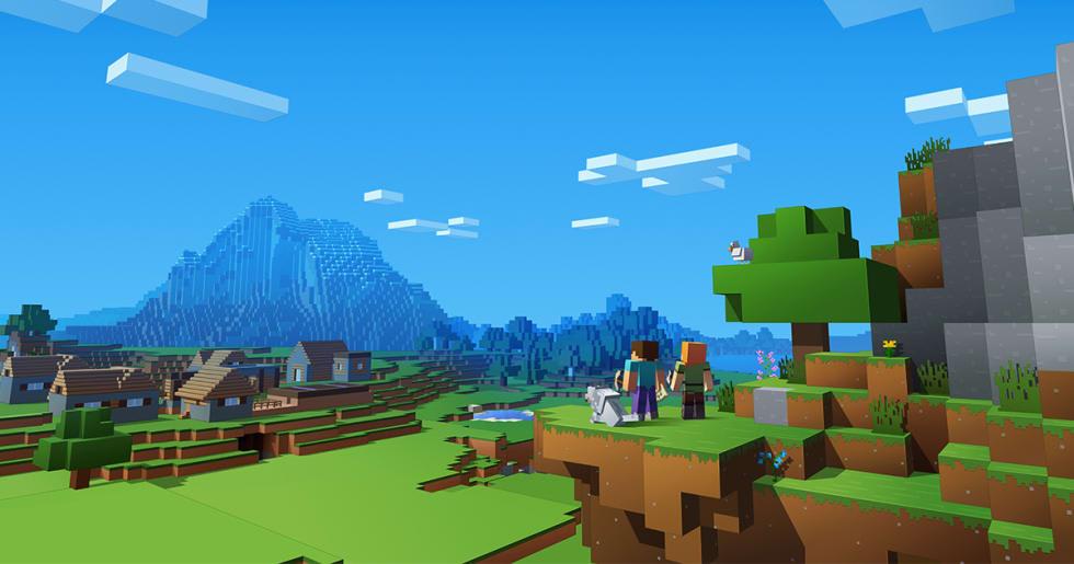 74 miljoner spelade Minecraft i december!