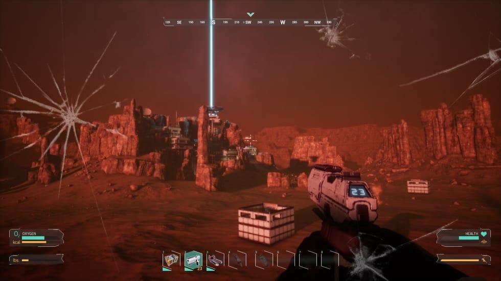 Kolla in trailern för Memories of Mars