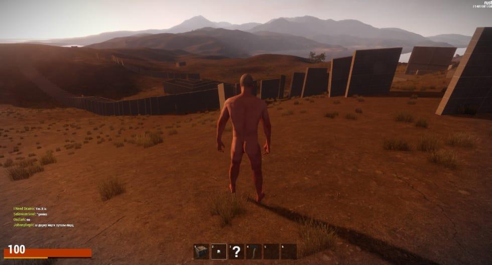 Överlevnadsspelet Rust har nått ny toppnotering på Steam