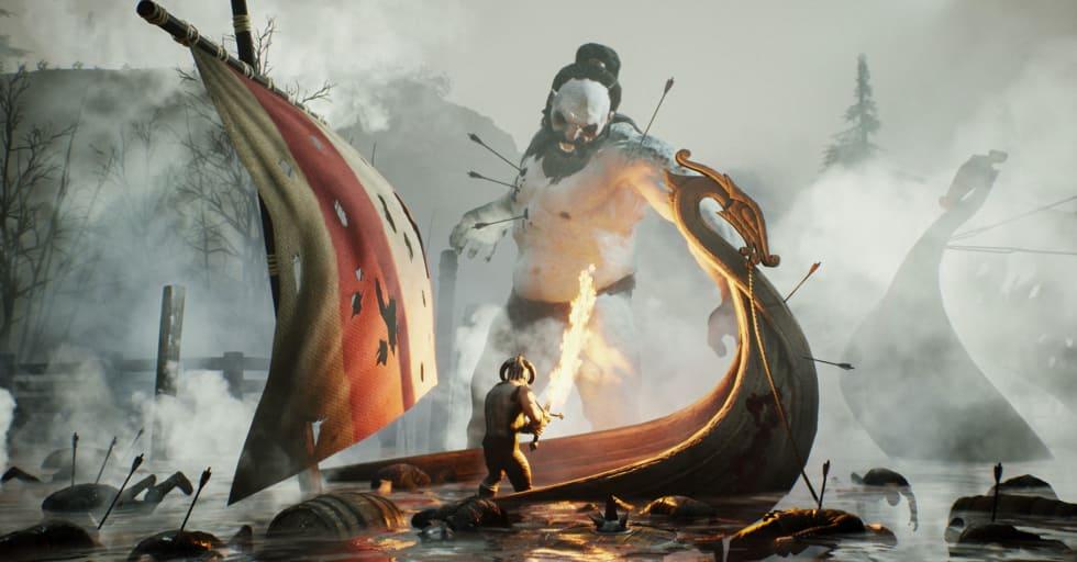Ny Rune: Ragnarok-video visar upp brutala strider