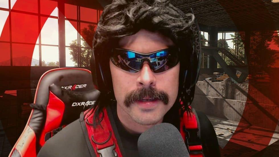 Dr Disrespect har stängts av från Twitch, till synes permanent