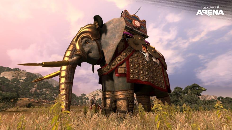 Den öppna Total War: Arena-betan har börjat nu