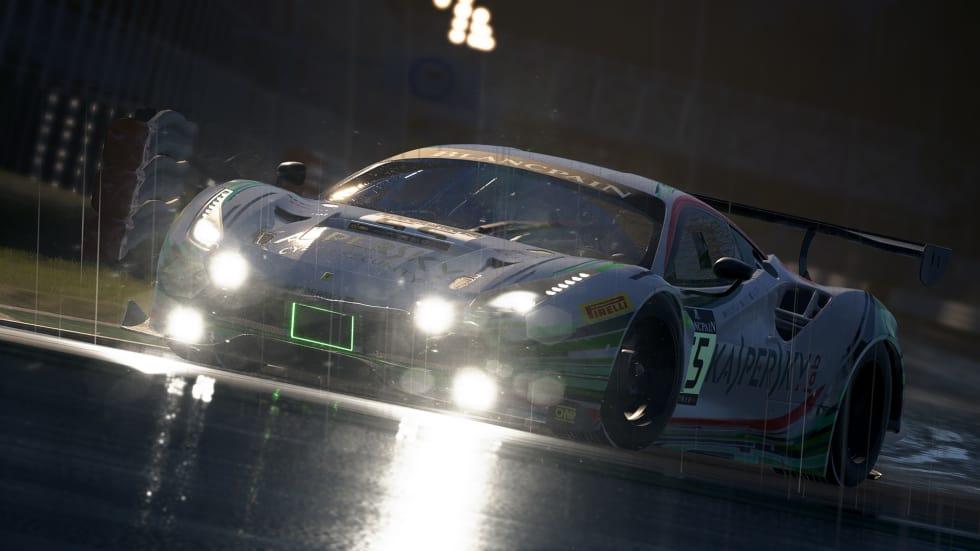 Här är premiärtrailern för Assetto Corsa Competizione