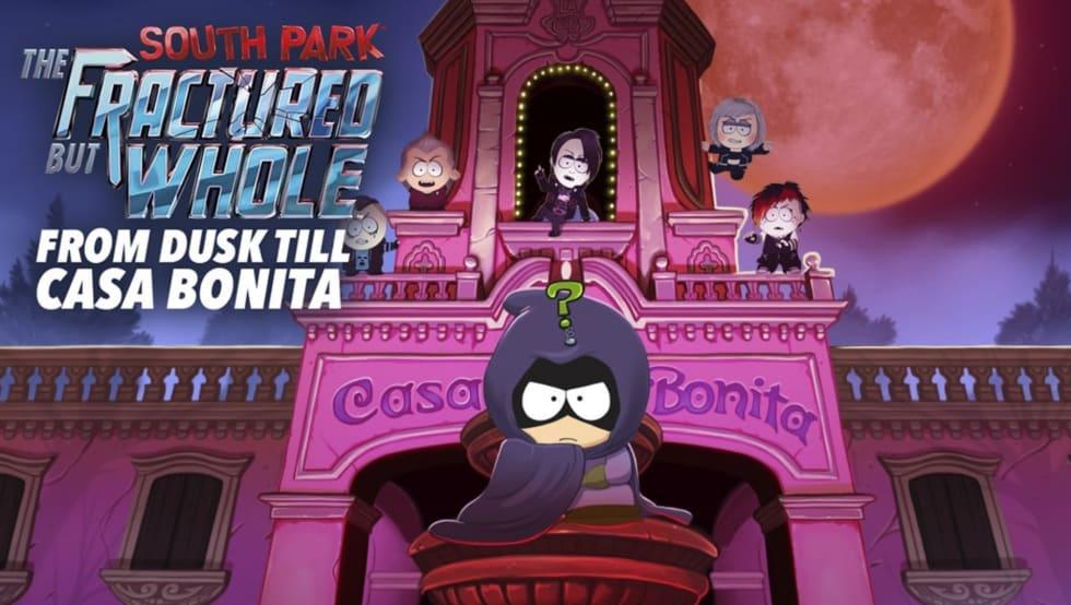 Nästa South Park-dlc släpps den 20 mars