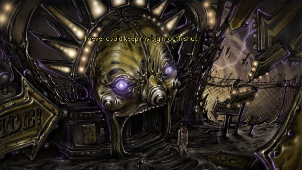 Strangeland är det nya spelet av Primordia-utvecklarna