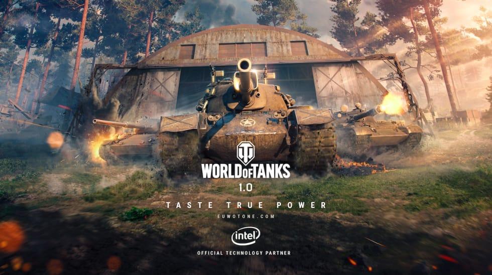 World of Tanks har äntligen nått version 1.0