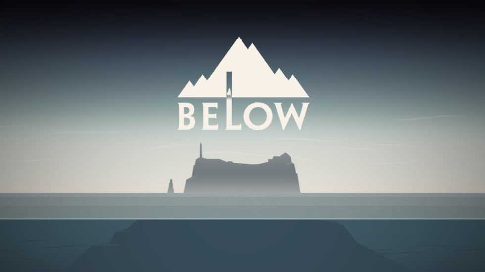 Efter över fem års utveckling släpps Below nästa fredag!