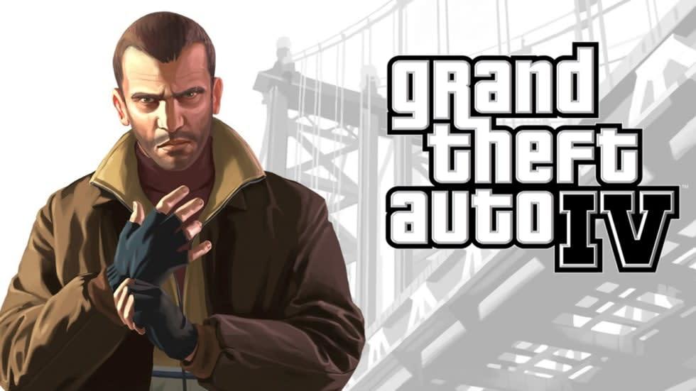 Grand Theft Auto 4 återvänder till Steam, dock utan multiplayer