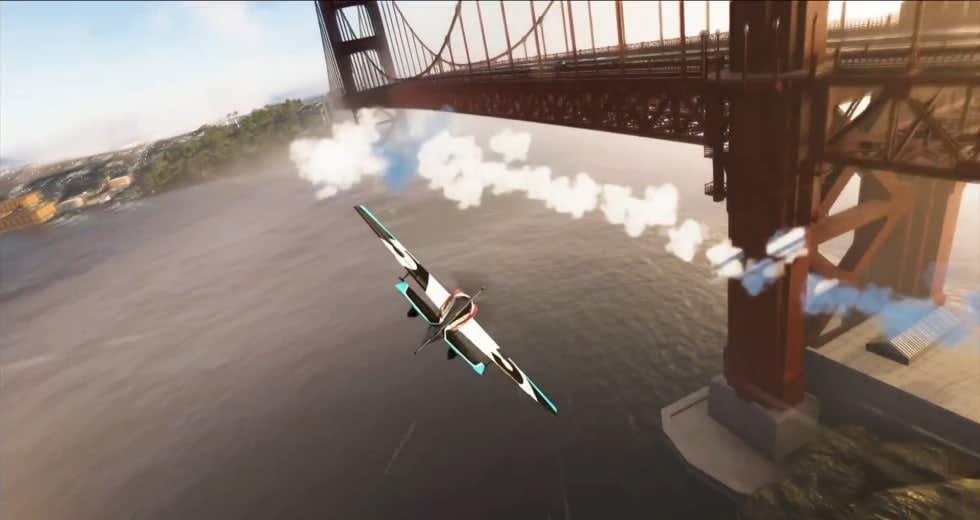 Ny The Crew 2-trailer handlar om flygplan