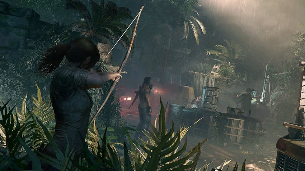 Shadow of the Tomb Raiders ursprungliga slut patchades ut på releasedagen
