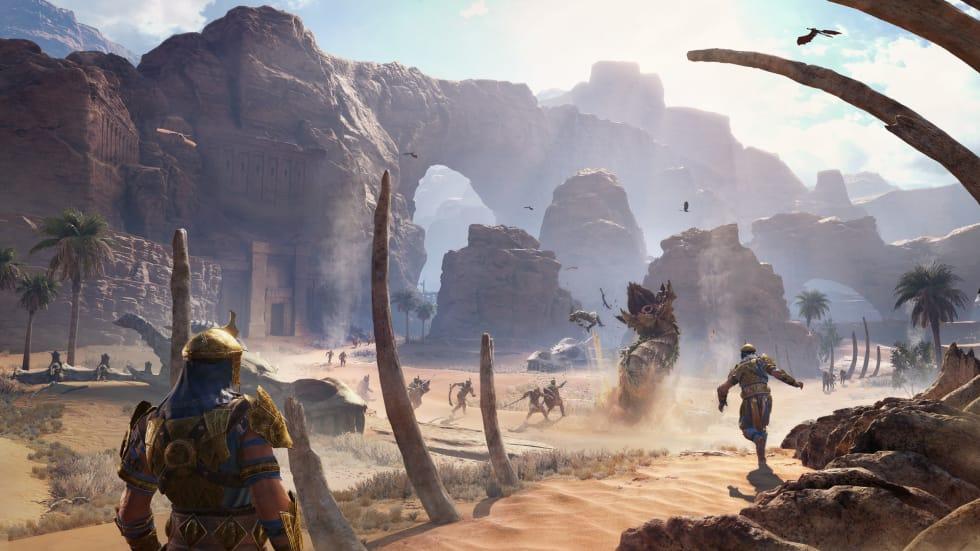 Här är lanseringstrailern för nya Middle-earth: Shadow of War-expansionen