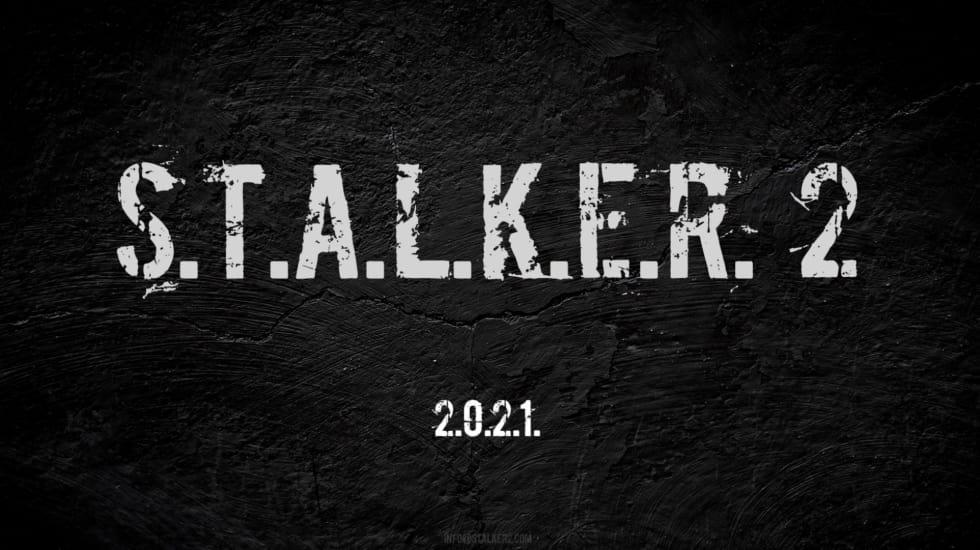 GSC Game World har utannonserat Stalker 2