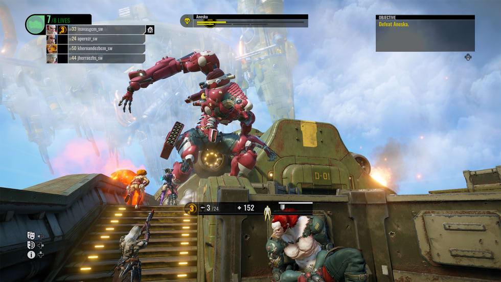 Co-op-spelet Raiders of the Broken Planet med tillhörande dlc är helt gratis just nu