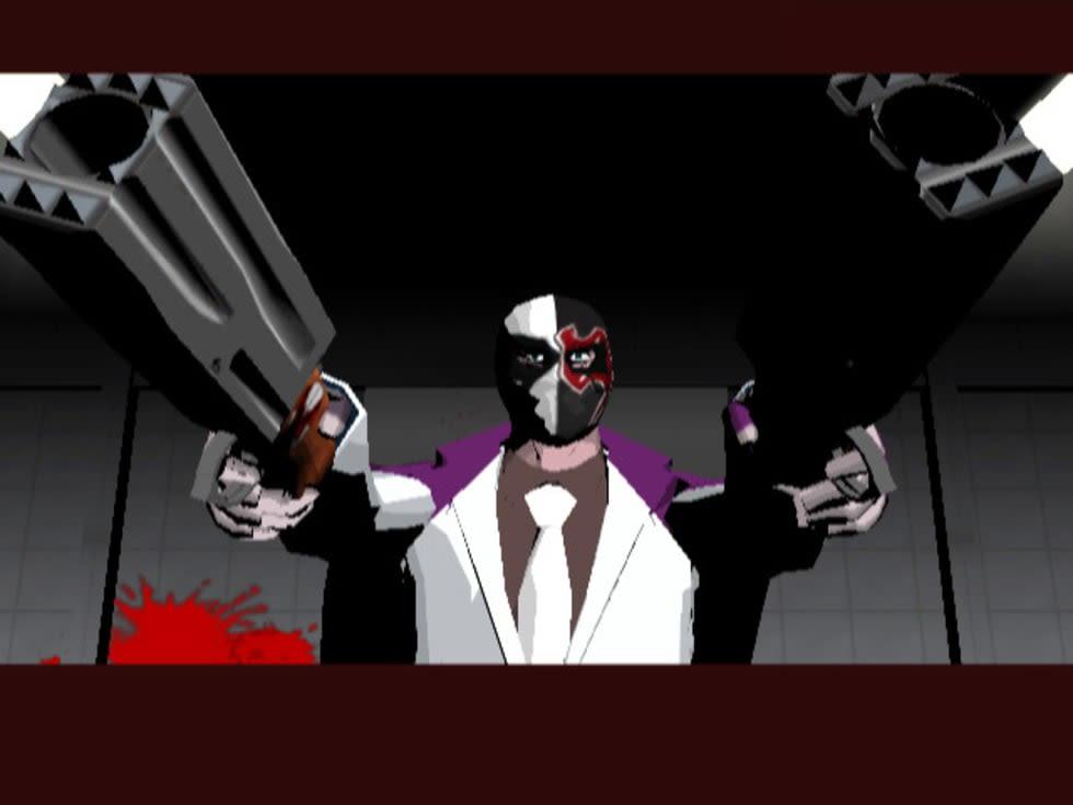 Här är en ny trailer för Killer 7-remastern