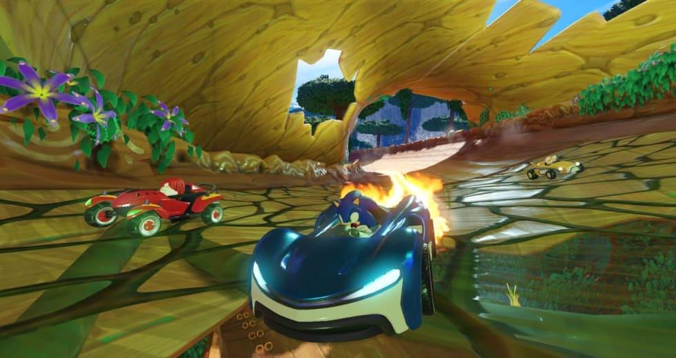 Officiellt: Team Sonic Racing släpps i vinter