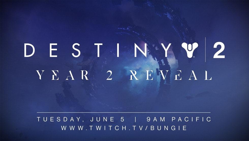 Ny stor expansion till Destiny 2 presenteras sannolikt nästa vecka