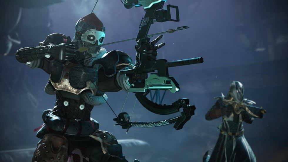 Destiny 2: Forsaken tar med oss till Dreaming City i ny trailer!