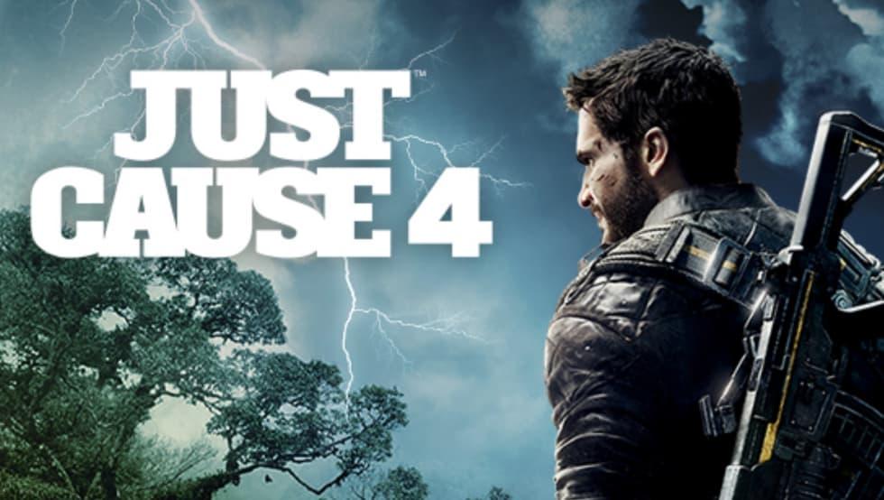 Ny Just Cause 4-trailer ger komplett överblick