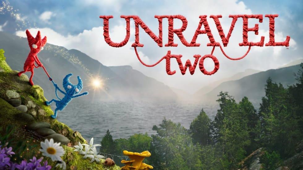 Plötsligt händer det – Unravel Two är ute nu!