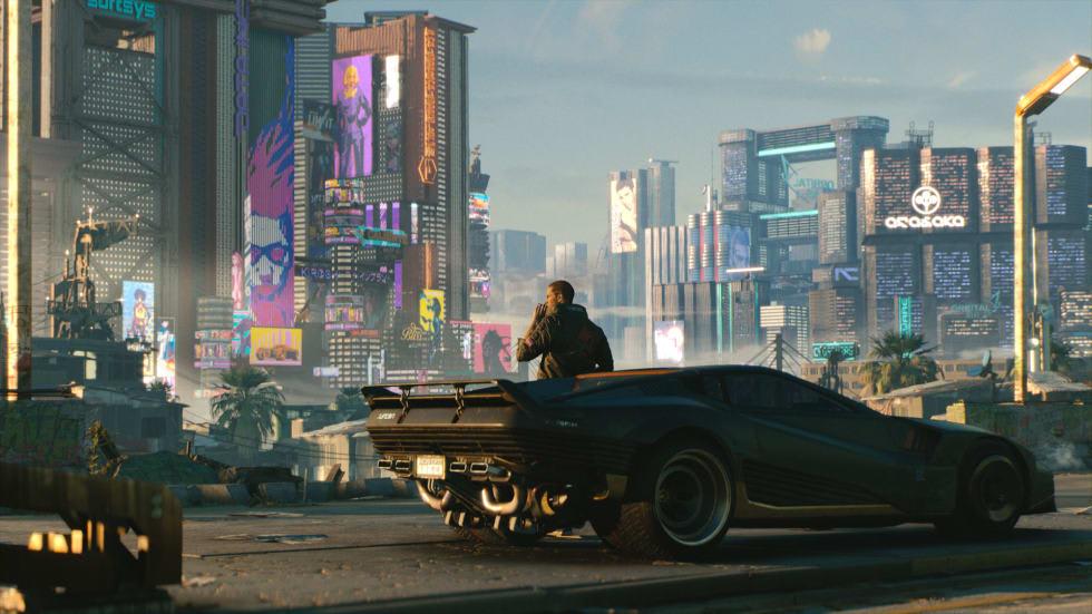 """CD Projekt Red är """"mycket stolta"""" över pc-versionen av Cyberpunk 2077"""