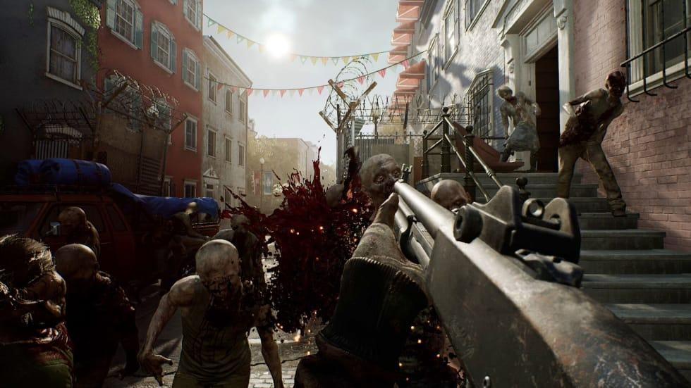 Här är första gameplay-trailern för Overkill's The Walking Dead