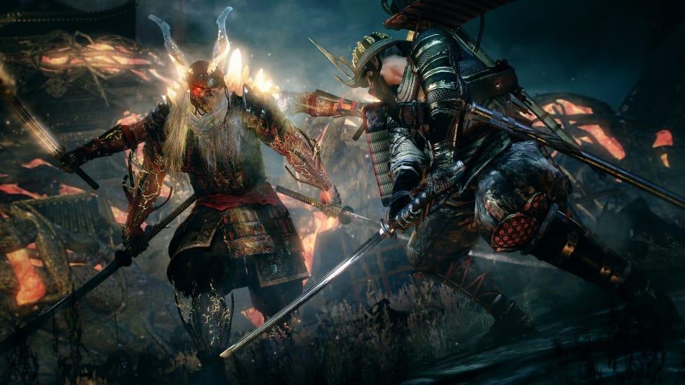 Nioh 2 har redan slagit Dark Souls Steam-rekord